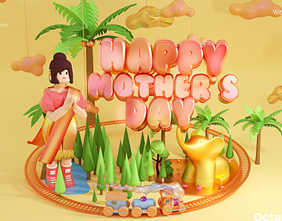 THAILAND:Happy Mother's Day