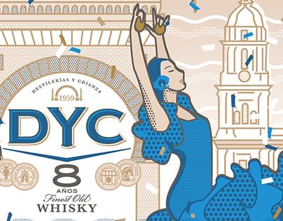 DYC Feria de Málaga 2017 / Sleever Packaging