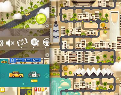 جولة - Traffic Road Safety Mobile Game