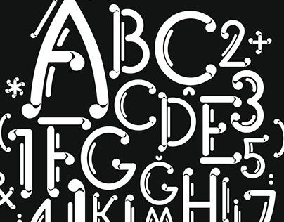 Amasya Typeface Design