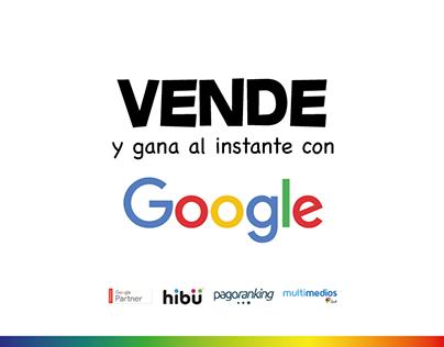 Vende y gana con Google