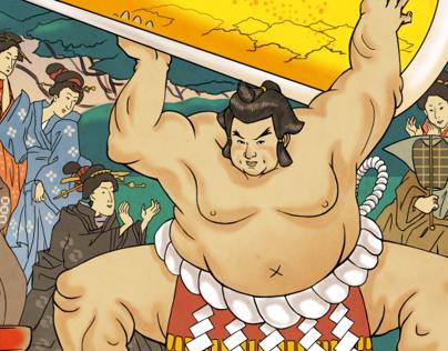 Asahi Posters