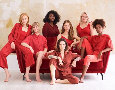 The female company campaign fw '19