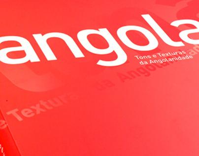"""Catálogo para Exposição """"Angolana"""", Angola"""