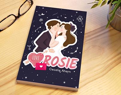 """Portada de libro """"Love Rosie"""""""