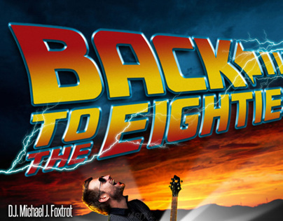 Back To The Eighties Movie Poster