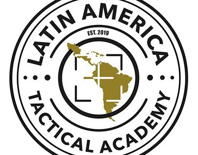 Brand identity design for Latin America Tactical Academ