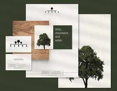 Serra Landscape Planning - Brand Identity