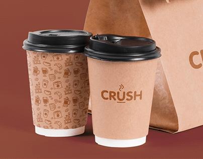 CRUSH Logo & Branding