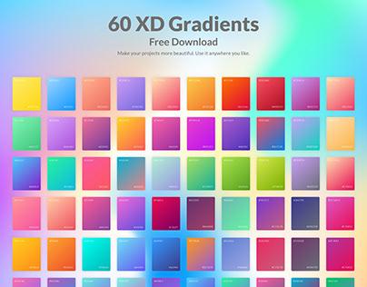 60 XD Gradients - Free Downlaod