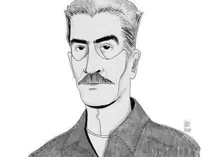 Grandfather José Mendonça (Comission Project)