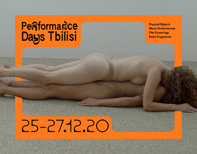 Performance Days Tbilisi