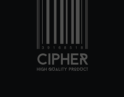 Cipher - High quality product