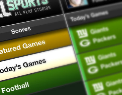 All Sports iPhone app