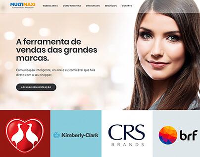 Multimaxi - Web Site