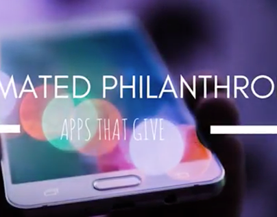 Automated Philanthropy: Apps That Give