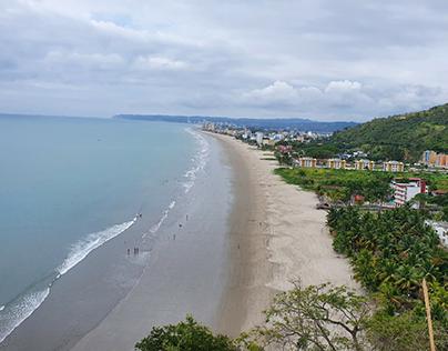 Mirador Atacames(Esmeraldas) - Ecuador