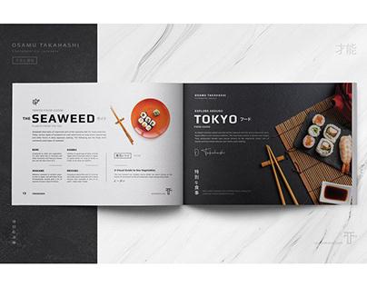 Osamu Portfolio / Brochure Template