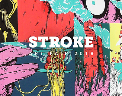 STROKE Art Fair '18