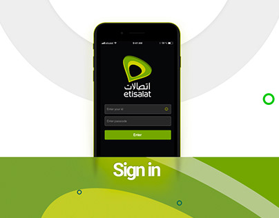 Etisalat executive ios app