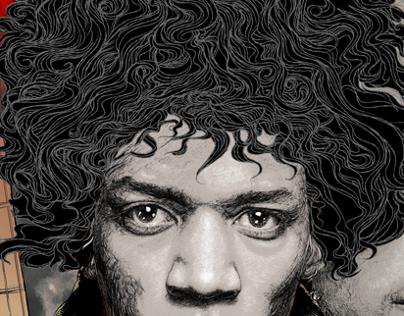 Jimi Hendrix: Voodoo Child Illustration