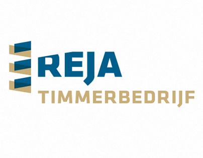 Corporate Identity - 'REJA Timmerbedrijf'