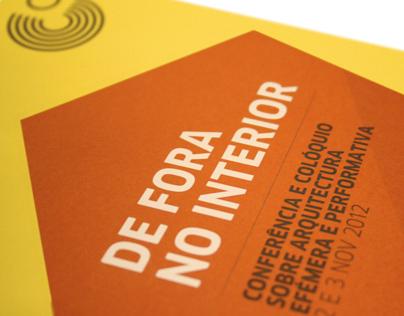 Event flyer for Goethe-Institut