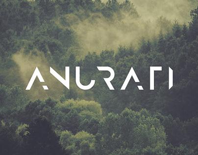 ANURATI — Free Font