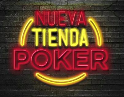 SItio web Poker Tienda Poker