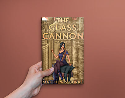 The Glass Cannon - Book Cover