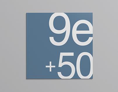 9 Evenings + 50
