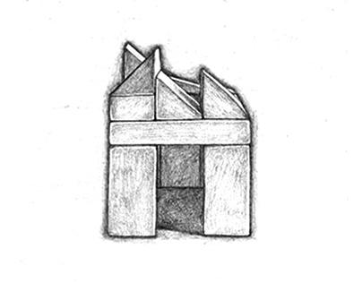 Cubby-house ☗ I