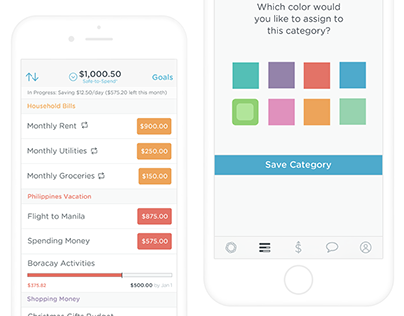 Simple Goals Feature — iOS Case Study