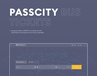 Passcity - Bus tickets