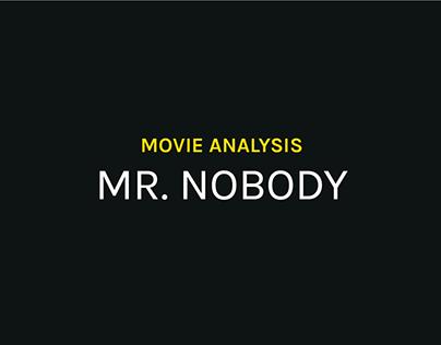 Movie Analysis - Mr. Nobody