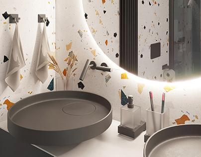 Bathroom design project