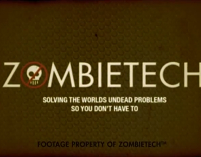 ZombieBuster 2000 video