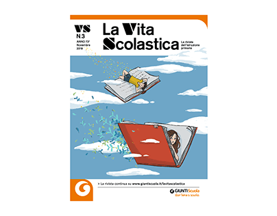 """""""La vita scolastica"""" magazine"""