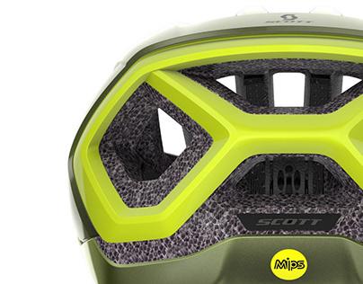Scott Centric Helmet