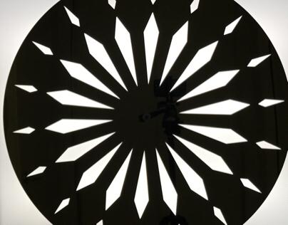 Spin-O-Rama kinetic light sculptures