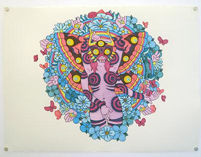 Majora's Mask Illustration