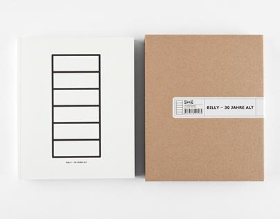 IKEA – Billy Book