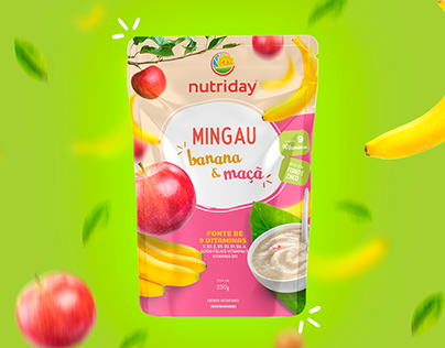 Rebranding - Nutriday