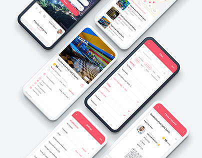 ETA - Mobile Application