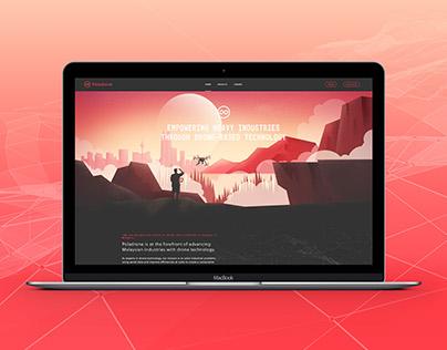 Poladrone—Brand Identity & Web Design