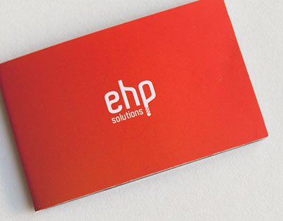 EHP Solutions Identity