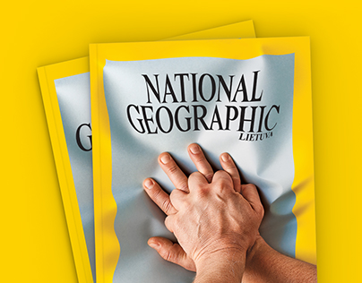 Cover for NATIONAL GEOGRAPHIC issue