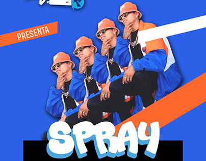 Spray in handz