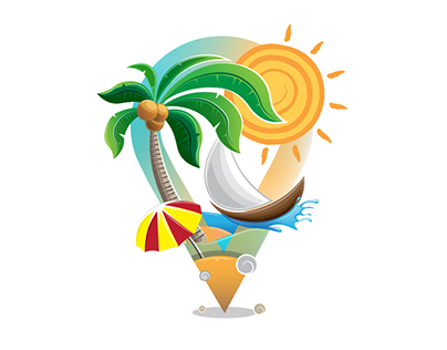 Logo Design - Lushcapades Leisure