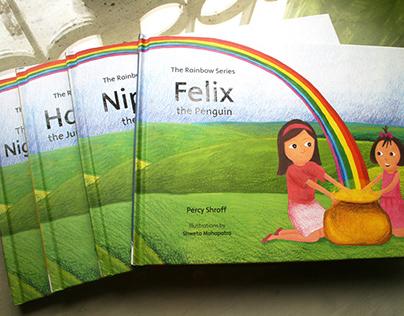 Rainbow Series : Illustrated Children Book